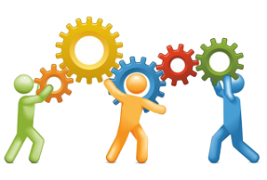 Создание коллективных проектов