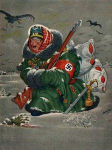 Гитлер под Москвой 1941 год