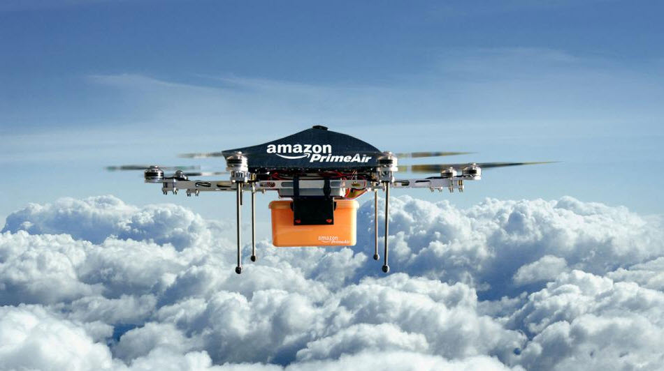 drones and the transportation of goods How drones are changing the business world  purchases of goods and services are subject to additional shipping and handling charges incurred by the consumer  amazon prime air is a drone.