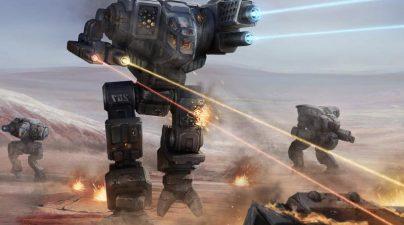 Боевой робот Корея