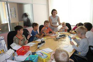 мастер-класс в Кулибин-центре